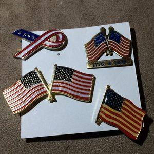 USA 🇺🇸 Pin Lot